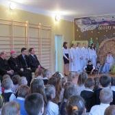 Odwiedziny Biskupa Pomocniczego Diecezji Kieleckiej