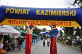 Dożynki Powiatowe 2012 w Opatowcu w obiektywie Agencji Promocji AVM