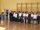 Dzień Nauczyciela w Zespole Szkół w Opatowcu