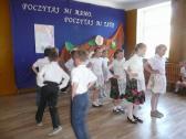 Dzień Ojca na sportowo w Przedszkolu w Krzczonowie