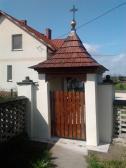 Zakończono remont furty bocznej przy kościele parafialnym w Rogowie