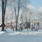 Gmina pod śniegiem