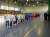 II miejsce drużyny z Zespołu Szkół w Opatowcu w Powiatowym Turnieju Piłki Nożnej