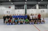 II miejsce Wisły Opatowiec w Międzypowiatowym Turnieju Piłki Nożnej Halowej w Złotej