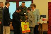 Sukces ucznia klasy I Gimnazjum w Konkursie Historycznym