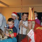 Fotorelacja ze spotkania z Mikołajem w dniu 6 grudnia 2011r. w Domu Kultury w Opatowcu.