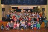 Wizyta Świętego Mikołaja w Domu Kultury