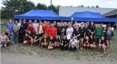 XI Mistrzostwa Województwa Świętokrzyskiego Grup Szybkiego Reagowania na wodzie Chańcza 2012