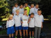 Drużyna z Zespołu Szkół w Opatowcu wicemistrzem powiatu w piłce nożnej
