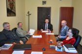Podpisanie umów na remont dróg gminnych w ramach usuwania skutków klęsk żywiołowych