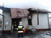 Pomoc dla rodziny w Ksanach, która ucierpiała w wyniku pożaru