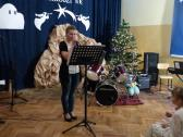 Przedświąteczne spotkanie w Zespole Szkół w Opatowcu