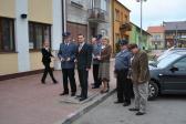 Otwarcie Policyjnego Punktu Przyjęć Interesantów w Opatowcu