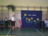 Powitanie roku szkolnego w Zespole Szkół w Opatowcu