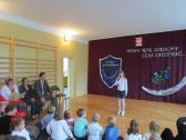 Rozpoczęcie roku szkolnego w Szkole Podstawowej w Krzczonowie