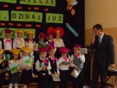 Ślubowanie pierwszaków w Zespole Szkół w Opatowcu