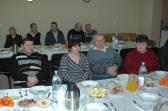 Spotkanie Noworoczne Koła Związku Emerytów, Rencistów i Inwalidów w Opatowcu