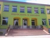 Postęp prac związanych z termomodernizacją w Zespole Szkół w Opatowcu