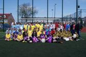 V Turnieju Piłki Nożnej Dziewcząt o Puchar Starosty Buskiego