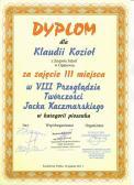VIII Przegląd Twórczości Jacka Kaczmarskiego