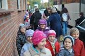 """Uczniowie Szkoły Podstawowej w Krzczonowie odwiedzili  krakowski teatr """"Groteska"""""""