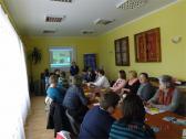 Cykl szkoleń dotyczących bezpieczeństwa zorganizowany przez Instytucję Kultury w Opatowcu