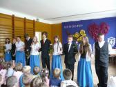 Uroczyste zakończenie roku szkolnego 2011/2012 - Czas na wakacje!