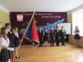 Zakończenie roku szkolnego w Szkole Podstawowej w Krzczonowie