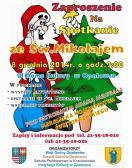 Zaproszenie na spotkanie ze Świętym Mikołajem