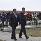 Uroczystości w Czarkowach - 101. Rocznica pierwszych bojów Legionów Józefa Piłsudskiego