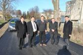 Powiat remontuje drogi na terenie gminy