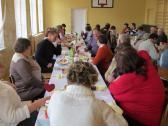 Przedszkolaki z Krzczonowa świętowały Dzień Babci i Dziadka