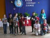 Dzień Ziemi w Szkole Podstawowej w Krzczonowie