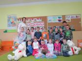 I miejsce  w Wojewódzkim Konkursie Plastycznym dla Szkoły Podstawowej w Krzczonowie