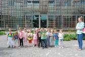 Przedszkolaki z Krzczonowa z wizytą u Koziołka Matołka