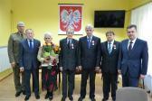 Rozdanie medali za zasługi dla obronności kraju